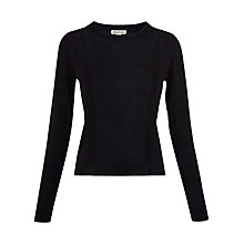 Buy Whistles Charo Split Hem Jumper Online at johnlewis.com
