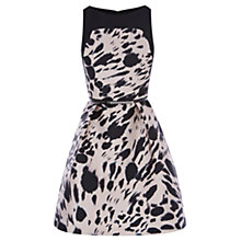 Buy Coast Oali Print Desdemona Dress, Multi Online at johnlewis.com