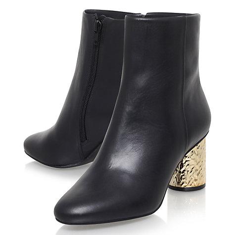 Buy Kurt Geiger Noble Block Heeled Ankle Boots | John Lewis