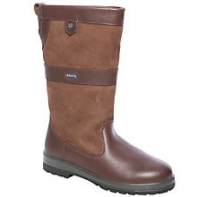 Buy Dubarry Kildare Gortex Mid Boots, Walnut Online at johnlewis.com