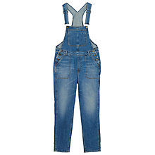 Buy Fat Face Denim Worker Dungarees Online at johnlewis.com