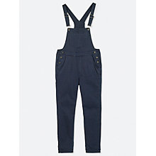 Buy Fat Face Garment Dye Dungarees Online at johnlewis.com