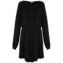 Buy Ghost Maira Dress, Black Online at johnlewis.com