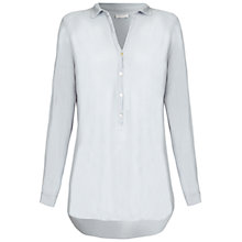 Buy Ghost Beth Top, Dove Grey Online at johnlewis.com
