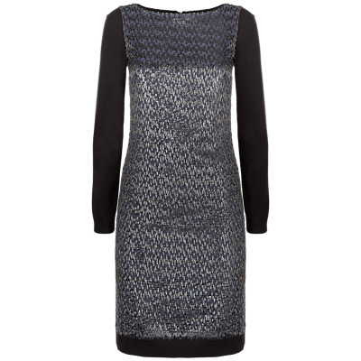 Damsel in a dress Jive Dress, Grey