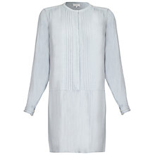 Buy Ghost Ashley Tunic Dress, Dove Grey Online at johnlewis.com