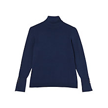 Buy Precis Petite Lina Polo Neck Jumper Online at johnlewis.com