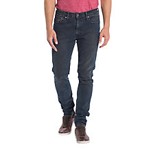 Buy Levi's 512 Slim Tapered Jeans, Five Striped Sparrow Online at johnlewis.com