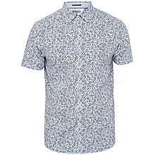 Buy Ted Baker Thorshr Floral Short Sleeve Shirt Online at johnlewis.com
