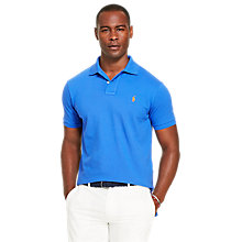 Buy Polo Ralph Lauren Breathable Cotton Polo Shirt Online at johnlewis.com