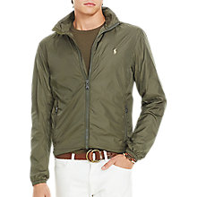 Buy Polo Ralph Lauren Retford Packable Windbreaker Jacket Online at johnlewis.com