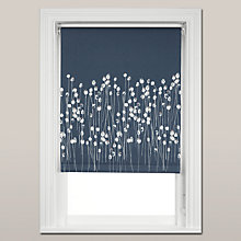 Buy John Lewis Croft Collection Poppy Heads Blackout Roller Blind Online at johnlewis.com
