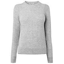 Buy L.K. Bennett Isla Cashmere-Blend Jumper Online at johnlewis.com