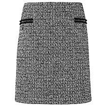 Buy L.K. Bennett Astrala Tweed Skirt, Multi Online at johnlewis.com