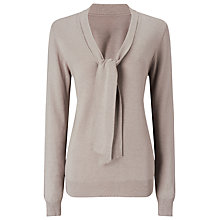 Buy Jacques Vert Tie Neck Jumper Online at johnlewis.com