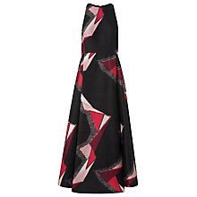 Buy L.K. Bennett Guilia Cotton Silk Dress, Multi Online at johnlewis.com