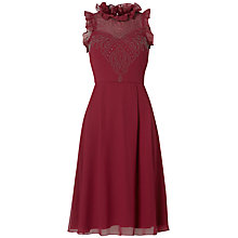 Buy Raishma High Frill Skater Dress Online at johnlewis.com