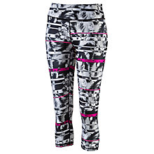 Buy Puma All Eyes On Me 3/4 Running Tights, Black Online at johnlewis.com