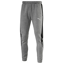 Buy Puma Evostripe SpaceKnit Running Bottoms, Grey Online at johnlewis.com