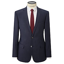 Buy Kin by John Lewis Miller Pindot Slim Fit Suit Jacket, Navy Online at johnlewis.com