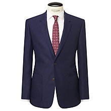 Buy JOHN LEWIS & Co. Colherne Twill Suit Jacket, Indigo Online at johnlewis.com