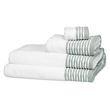 Buy John Lewis Croft Collection Salisbury Border Towels Online at johnlewis.com