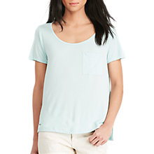 Buy Polo Ralph Lauren Pocket T-Shirt Online at johnlewis.com