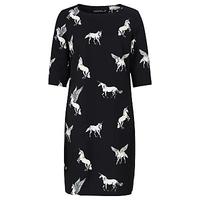 Sugarhill Boutique Atida Make Believe Tunic Dress, Black