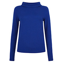 Buy Hobbs Audrey Jumper, Colbalt Online at johnlewis.com