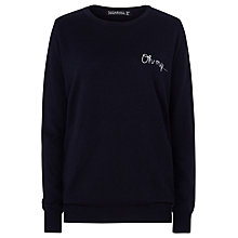 Buy Sugarhill Boutique Nita Oh My Sweater, Navy Online at johnlewis.com