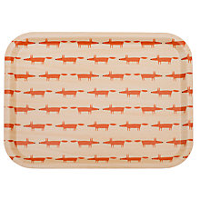 Buy Scion Mr Fox Tray, Medium Online at johnlewis.com