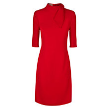 Buy Hobbs Gianna Dress, Red Online at johnlewis.com