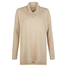 Buy Hobbs Esther Jumper, Oatmeal Online at johnlewis.com