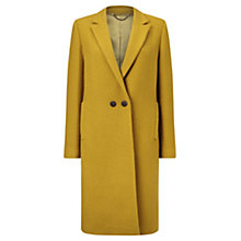 Buy Jigsaw Matschinsky Narrow Double Breasted Coat Online at johnlewis.com