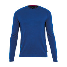 Buy Ted Baker Potter Textured Crew Neck Jumper Online at johnlewis.com