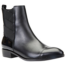 Buy Geox Lover Ankle Boots, Black Online at johnlewis.com
