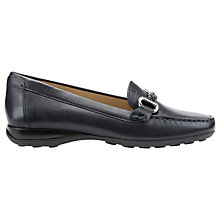 Buy Geox Euro Buckle Slip On Loafers Online at johnlewis.com