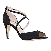 Buy Carvela Kimi Cross Strap Sandals Online at johnlewis.com