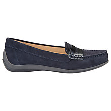 Buy Geox Yuki Saddle Moccasins Online at johnlewis.com