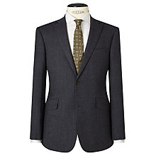 Buy JOHN LEWIS & Co. Pelham Brushed Semi Plain Tailored Suit Jacket, Charcoal Online at johnlewis.com