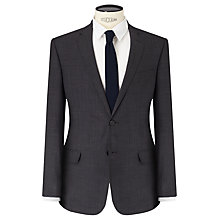 Buy Kin by John Lewis Arcola Textured Slim Fit Suit Jacket, Charcoal Online at johnlewis.com
