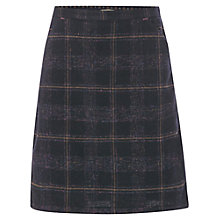 Buy White Stuff Check Skirt, Czech/Navy Online at johnlewis.com