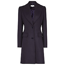 Buy Reiss Tamara Tailored Coat, Night Navy Online at johnlewis.com
