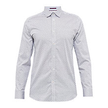 Buy Ted Baker Lenons Geo Print Shirt Online at johnlewis.com