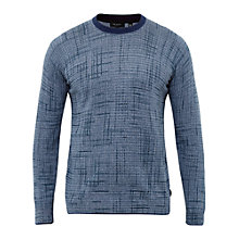 Buy Ted Baker Monty Printed Jumper Online at johnlewis.com