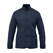 Buy Ted Baker T for Tall Jaspett Quilted Jacket, Navy Online at johnlewis.com