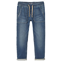 Buy Mango Kids Boys' Comfy-Fit Jeans Online at johnlewis.com