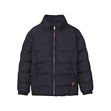 Buy Mango Kids Girls' Quilted Jacket Online at johnlewis.com