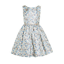 Buy John Lewis Heirloom Collection Girls' Jacquard Dress, Multi Online at johnlewis.com