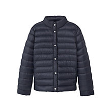 Buy Mango Kids Girls' Lightweight Quilted Jacket Online at johnlewis.com